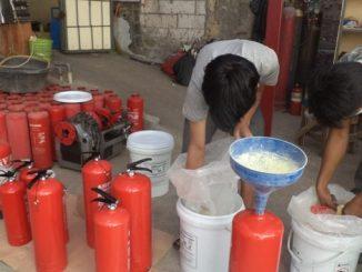Distributor Alat Pemadam Kebakaran
