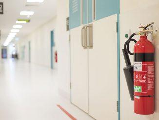 Sistem Proteksi Aktif Pemadam Kebakaran